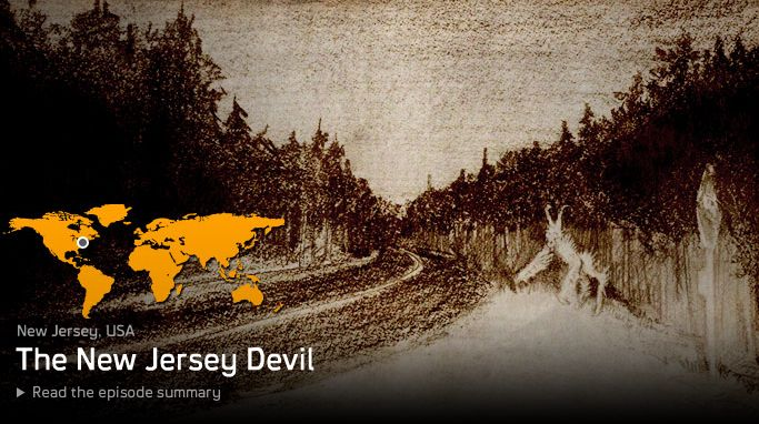 the jersey devil fact or fiction essay