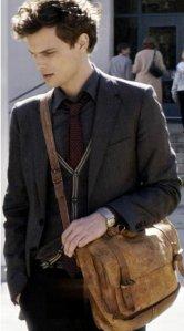 A Dr  Spencer Reid bag | ohbloodyhell8